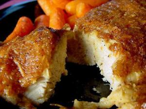 parmyogurt chicken